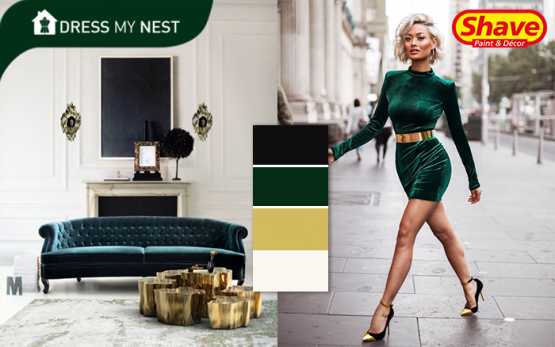DMN_Green,gold,black
