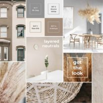The art of using neutrals